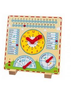 Calendrier / horloge