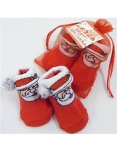 Chaussettes Bébé Noel