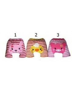 3 shorts - Fille