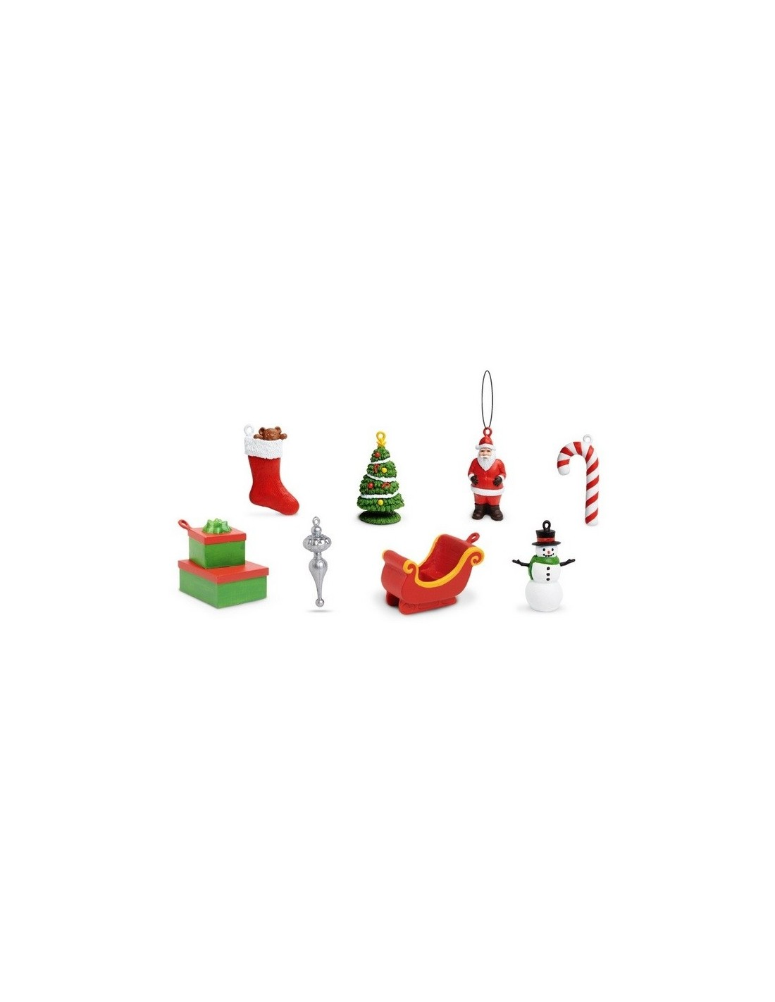8 figurines no l montessori s 39 amuser autrement - Figurine creche de noel ...