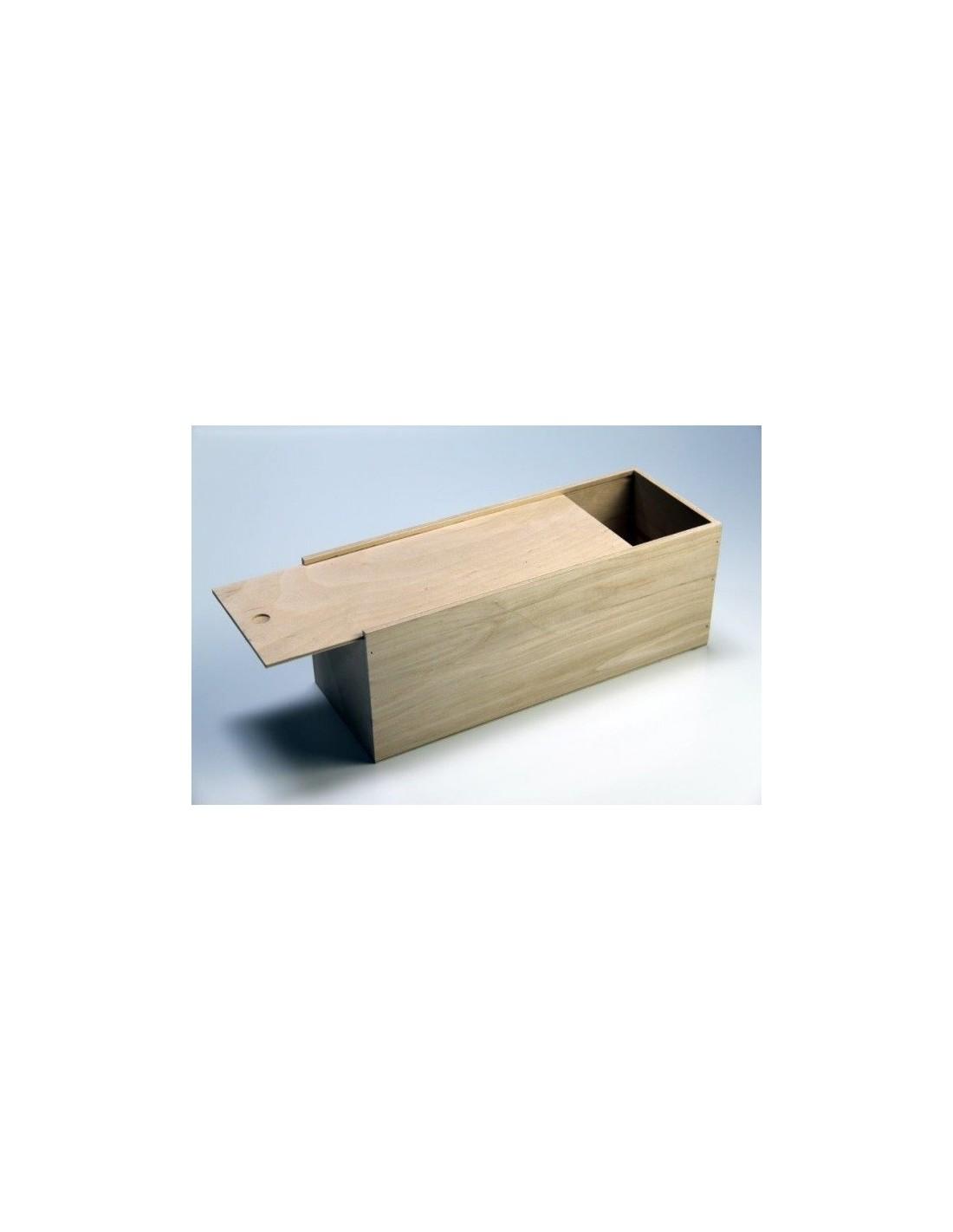 boite de rangement en bois. Black Bedroom Furniture Sets. Home Design Ideas