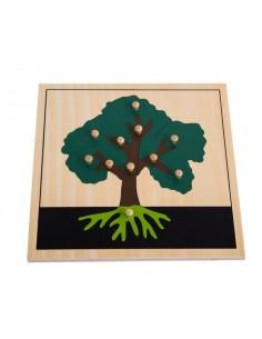 Puzzle de l'arbre haut de gamme