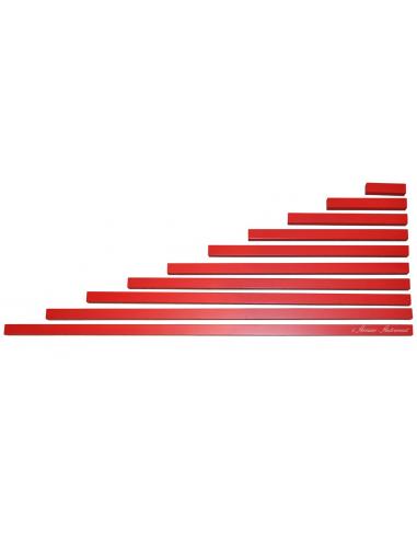 Barres rouges