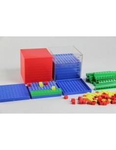 132 pièces couleurs - base 10