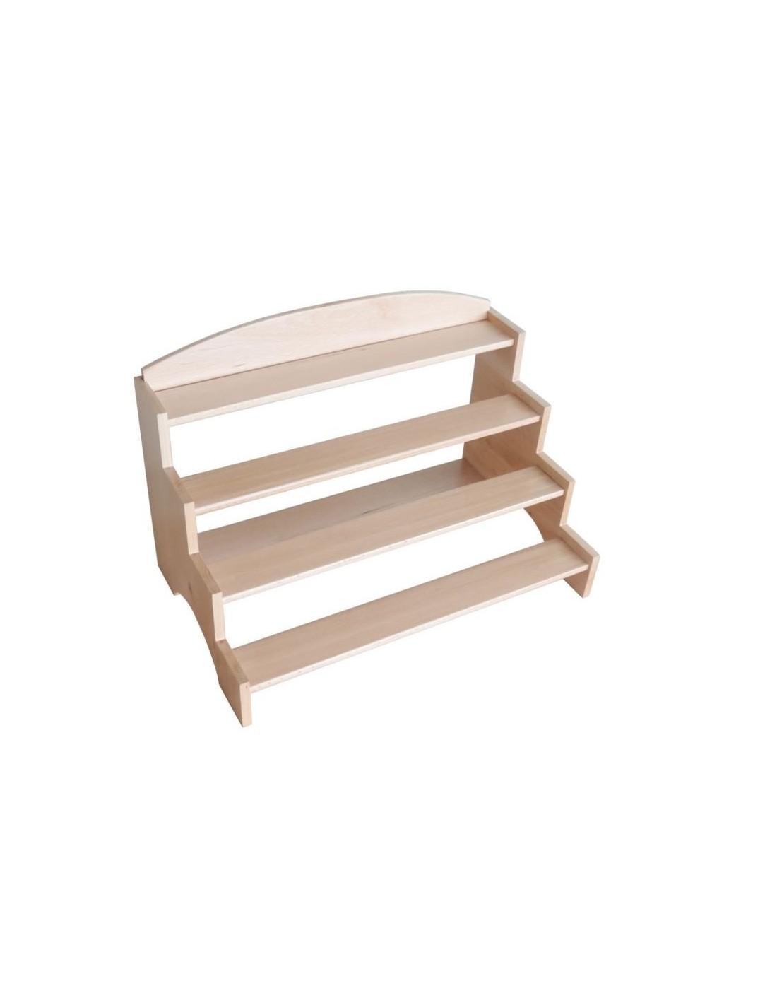 Meuble rangement pour grand cylindres montessori s - Meuble pour box internet ...