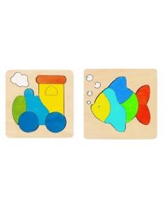 Mes premiers puzzles