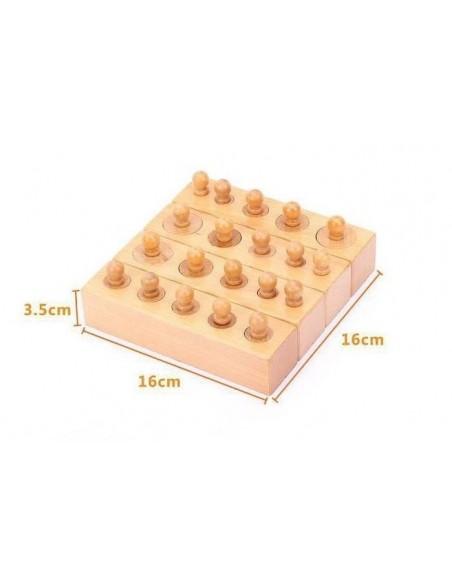 Mini blocs des cylindres