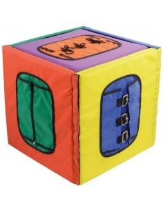 Grand cube d'habillage lot 2
