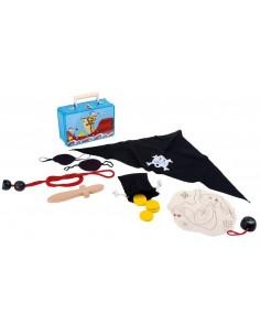 Valisette déguisement Pirate