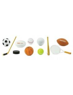 11 figurines Sport