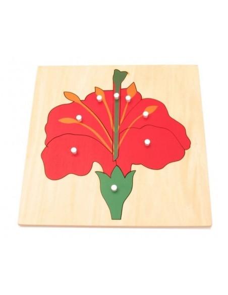 Puzzle de la fleur - Déstockage