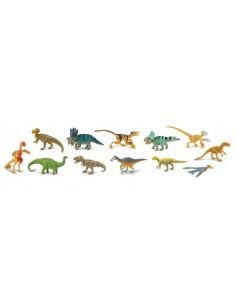 Figurines Dinosaures à plumes