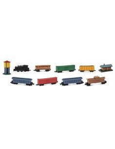 Figurines Train à vapeur