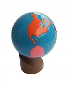 Globe parties du monde