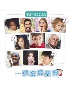 Puzzles les émotions