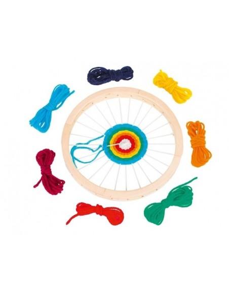 Métier à tisser circulaire