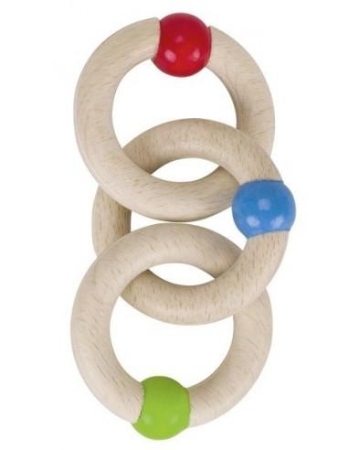 Hochet 3 anneaux