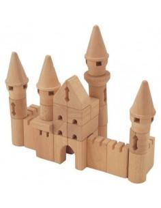 Construction Art Médiéval