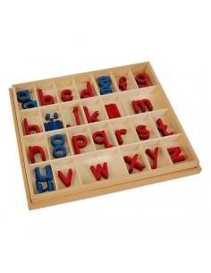 Petit alphabet mobile
