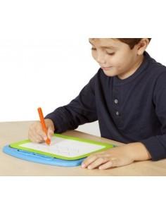 Ardoise de pré-écriture avec poinçon