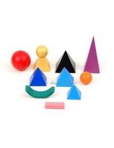 Symboles grammaticaux 3D
