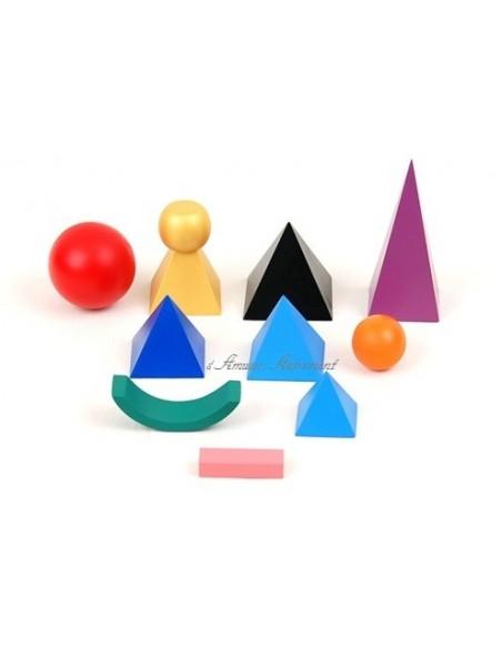 Symboles grammaticaux 3D haut de gamme