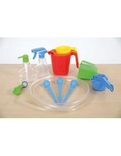 Atelier expérimentation de l'eau kids