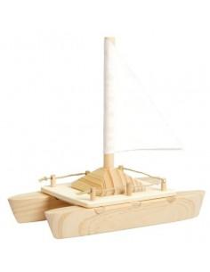 Kit construction catamaran