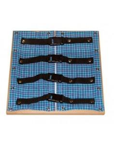 Cadre d'habillage Boucles plastiques-Déstockage