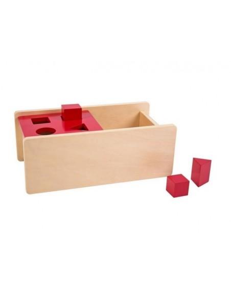 Boîte à 4 formes - Déstockage