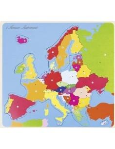 Puzzle Europe