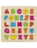Puzzle alphabet en 3D