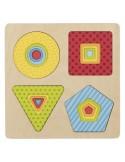 Puzzle à couches, Formes