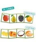 L'odorat : fruits et arômes
