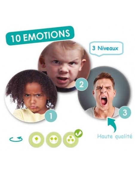 Reconnaitre les émotions
