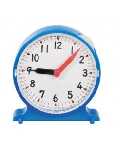 Horloge élève bleue