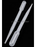 Pipette en plastique 3ml