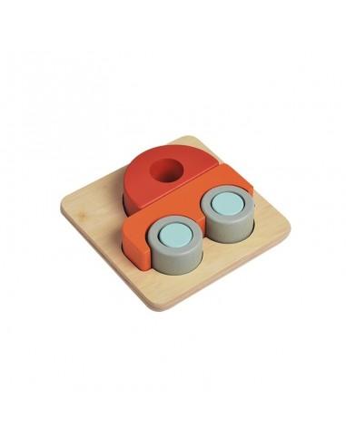 Puzzle relief voiture