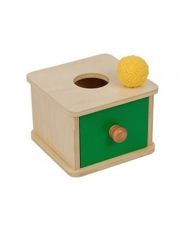 Boite D Encastrament Imbucare Tiroir Materiel Montessori S Amuser