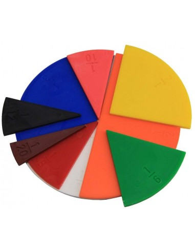 Fractions de cercles