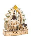 Lampe Décoration Noel les Rois Mages