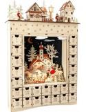 Calendrier de l'Avent Reve de Noel
