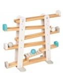 Toboggan boules et xylophone