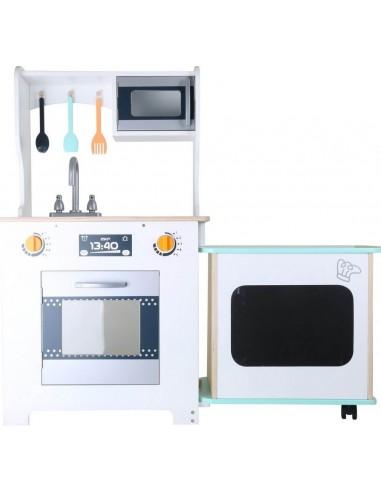 Cuisine moderne avec comptoir