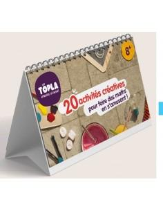 20 défis mathématiques 8+