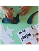 Kits créatifs Dinosaures