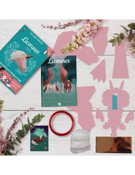 Kits créatifs Licorne