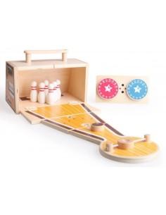 Set Mini bowling portable