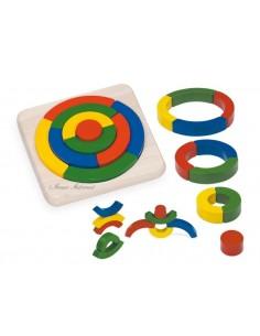 Puzzle des cercles