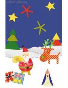 100 Gommettes Noël